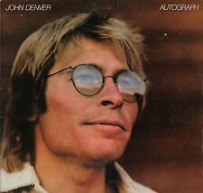 John Denver  Vinyl LP  RCA Records,1980, AQL1-3449, Autograph