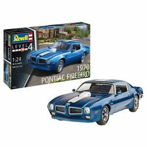 Revell Reve07672 1970 Pontiac Firebird 1/24