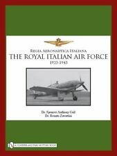 Book - The Royal Italian Air Force 1923-1945 by Coil and Zavatti