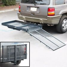 Wheelchair and Scooter Carrier Lifts for Cars w/Loading Ramp NEW