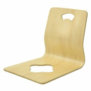 Zaisu Japanese Wooden Chair Tatami Zen Room Chair Any Color From Japan New