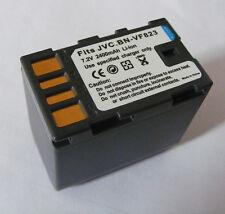 Battery for JVC GZ-MS130,BN-VF808,BN-VF808U,BN-VF815U,BN-VF823,BN-VF823U
