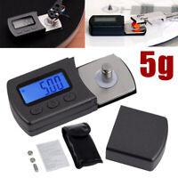 Digital LCD Schallplatten Tonarmwaage Turntable Stylus Force Maßstab Gauge 0,01g