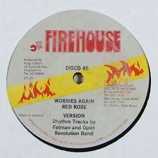 "Red Rose/King Everald ""Worries Again"" Reggae 12"" Firehouse mp3"