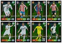 "ULTRA RARE !! Cartes SUPERCRACK ""LIGA 2010-2011 ADRENALYN"" cards, fichas PANINI"