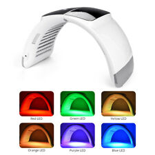 6 Color Phototherapy LED Light Facial Body Calcium Supplement Therapy Machine