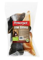 Cow Hooves - Natural Dog Chew -100% Natural & Highly Digestible-BRC CERTIFIED
