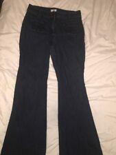 Ann Taylor Loft Women's Size 10 Curvy Boot Cut Medium Wash Denim Jeans