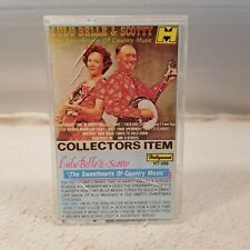 Lulu Belle & Scotty Cassette The Sweethearts of Country Music