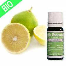 Huile essentielle Bergamote BIO 10 ml huile de la plus grande qualité