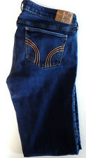 Hollister ~ Women's  ~ Stretch ~ Straight Jeans ~ Size 11R Measures ~  30X32