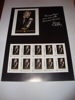 TIMBRE FRANCE NEUF 2009 FEUILLE collector JOHNNY HALLYDAY tour 66 pour fans (2)