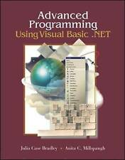 Advanced Programming Using Visual Basic .NET w/ 5-CD VB .NET software by