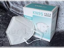 Atemschutzmaske KN95 FFP2 Schutzmaske Mundschutz Einweg-Atem-Maske Mund Schutz