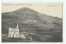 06 La Turbie Righi D Inverno E Il Monte Agel