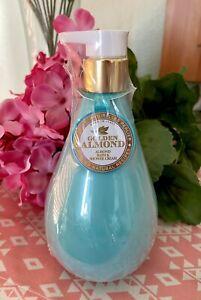 Perlier Golden Almond Shower Gel. 16.9 oz. sealed