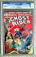 Marvel Spotlight # 8 - CGC 9.6 NM+ 1st App Snake Dance; 4th Ghost Rider!!