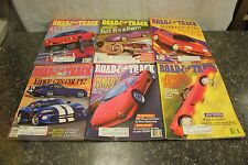 ROAD & TRACK MAGAZINE JAN. TO DEC. 1993 (MISSING OCT.) [OAK9677-1 LOC.DDD #223]