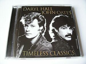 DARYL HALL & JOHN OATES - Timeless Classics - CD Album