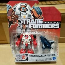Hasbro Transformers Generations IDW 30th Swerve & Flanker Legends *B4