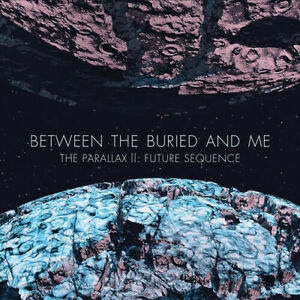Between the Buried and Me : The Parallax: Future Sequence - Volume 2 CD (2012)