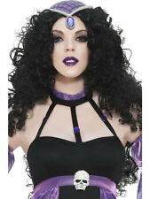 Accessorio Costume Halloween Parrucca Principessa Smiffys *11849