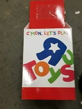 TOYS R US PRODUCT DISPLAY BOX WHAT A GREAT MEMORY OF THE GREATEST TOY STORE EVER