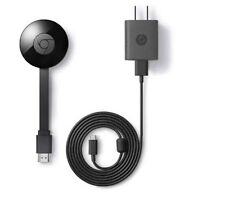 Google NC2-6A5 Chromecast HDMI Digital HD Media Streamer