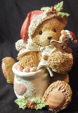 "Cherished Teddies Steven ""A Season Filled With Sweetness"" 951129 1992"