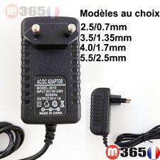 6V 1A 1000mA UE Plug Chargeur AC 100-240V À DC 6V 1A Adaptateur alimentation
