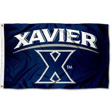 Xavier Blue Flag 3x5 Large Banner