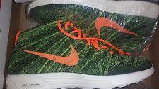 Nike Air Flyknit Chukka SP Men's 12 quick strike Miami hurricanes lunarlon max