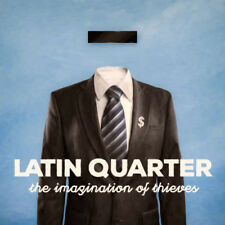 Latin Quarter : The Imagination of Thieves CD (2017) ***NEW***