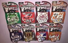 NASCAR AUTHENTICS WAVE 10 COMPLETE SET OF 8   **NEW**