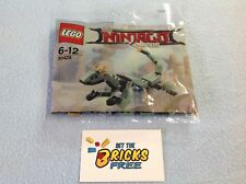 Lego The Ninjago Movie 30428 Green Dragon Polybag New//hard to Find