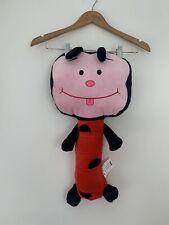 Childrens Seat Belt Cover Car Ladybird Polyester <JS3327