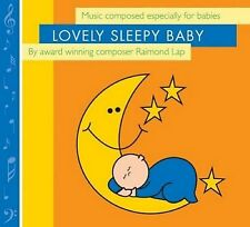 LOVELY SLEEPY BABY- ESPECIALLY COMPOSED FOR BABIES CD - FREE POST IN UK