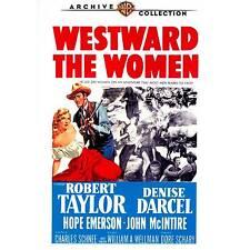 Westward The Women 0883316395875 With Robert Taylor DVD Region 1