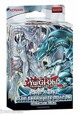 Yu-gi-oh Saga of Blue-Eyes White Dragon Structure Deck (Unlimited) Sealed BNIB