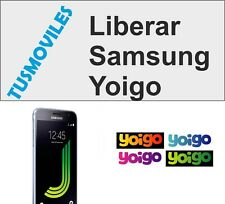 LIBERAR SAMSUNG YOIGO Galaxy S2 S3 Ace Nexus One Note Wave ACE mini Star Y Young
