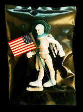 COLORFORMS OUTER SPACE MEN 2013 WHITE STAR AFX JACK ASTEROID MINT IN FACTORY BAG