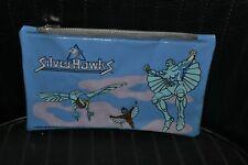 Vintage Silverhawks Pencil Pouch Bag 1986 Copper Kid Quicksilver Action Figures