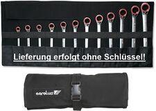 Carolus (Gedore) Werkzeug-Rolltasche mit 9 Fächern Tasche für Schraubenschlüssel