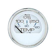 Faria Boat Gauge Chesapeake White S/S Instruments Water Temp Temperature 13804