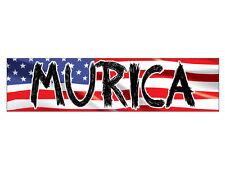 MURICA (Bumper Sticker)