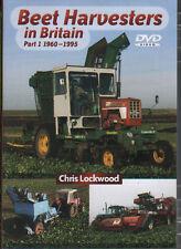 Sugar Beet Harvesting DVD: Beet Harvesters in Britain Part 1 1960 - 1995