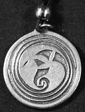 Numerology pendant - Five (2 sided)