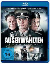 DIE AUSERWÄHLTEN-HELDEN DES WIDERSTANDS (LUKE MABLY,...)  BLU-RAY NEU