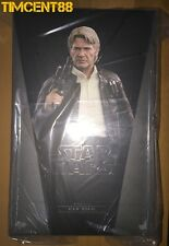 Ready Hot Toys MMS374 Star Wars VII The Force Awakens 1/6 Han Solo Harrison Ford