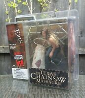 "McFARLANE TOYS THE TEXAS CHAINSAW MASSACRE ERIN 6"" INCH ACTION FIGURE BRAND NEW"